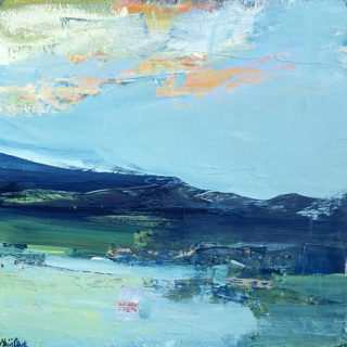 Early Evening, Loch Garten